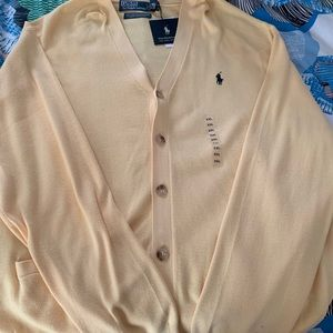 Brand New Ralph Lauren Sweater 2X